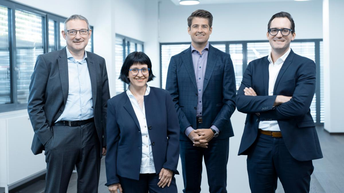 Management board of the viastore GROUP