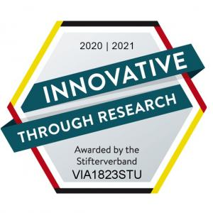 "award ""innovative through research"""