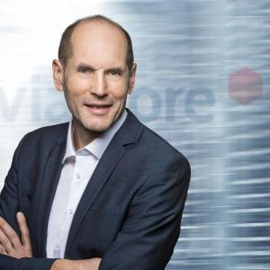 Stefan Ott, new Vice President for storage and retrieval machines