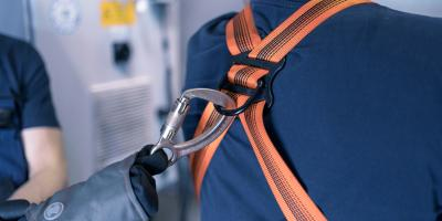 viastore testing of personal protective equipment at Hummel, Manufacturing Industry
