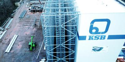 viastore reference customer KSB